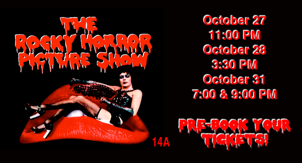 Rocky Horror Is Back For Four Shows This Halloween Film