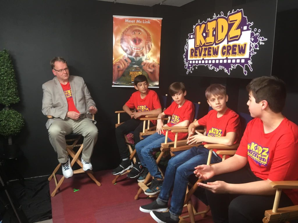 Host, Jeff Knoll, hears from Kaden, Andrew, James and Ethan about what they thought.