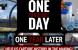ONE PANDEMIC DAY… ONE YEAR LATER